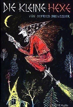 Die kleine Hexe   tolles Buch!