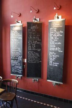 Chalkboard Paint Ideas for Kitchen Walls