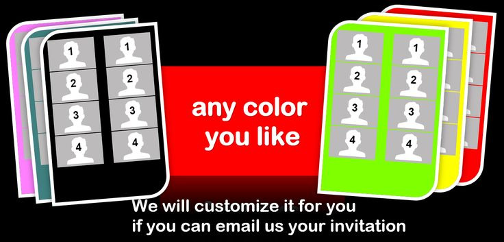 color customization from cheap photo booth hire Melbourne