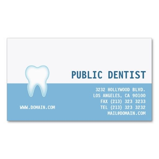 71 best Dental, Dentist Office Business Card Templates images on - business card template for doctors