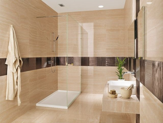168 besten Bathroom Bilder auf Pinterest coole Ideen, Diy - fliesen ideen bad
