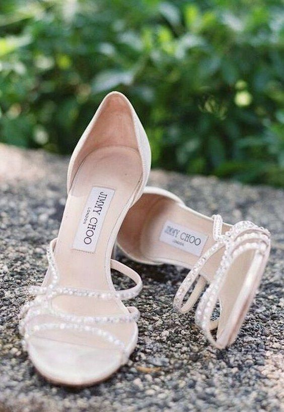 Wedding shoes idea photo Lane Dittoe / http://www.himisspuff.com/pretty-wedding-shoes/10/
