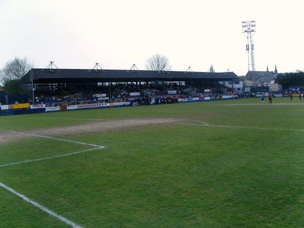Worcester City - St George's Lane