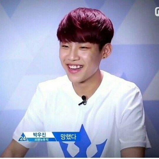 Park Woojin #Park Woojin #Produce 101 #Produce 101 Season 2
