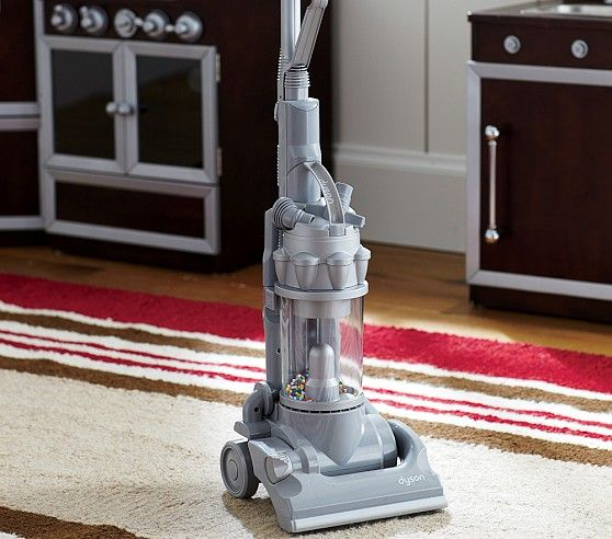 Silver Dyson Play Vacuum