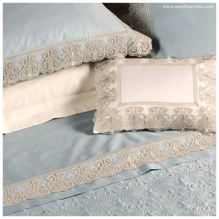 Martina Vidal Collection Sheet Sets and Bedspreads Luxury