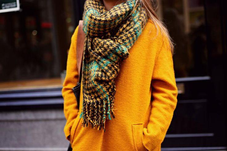 Gele jas - fashionisaparty.com » fashionisaparty.com