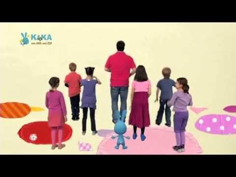 KIKANINCHEN Lied (Canción que enseña vocabulario en alemán a los niños)