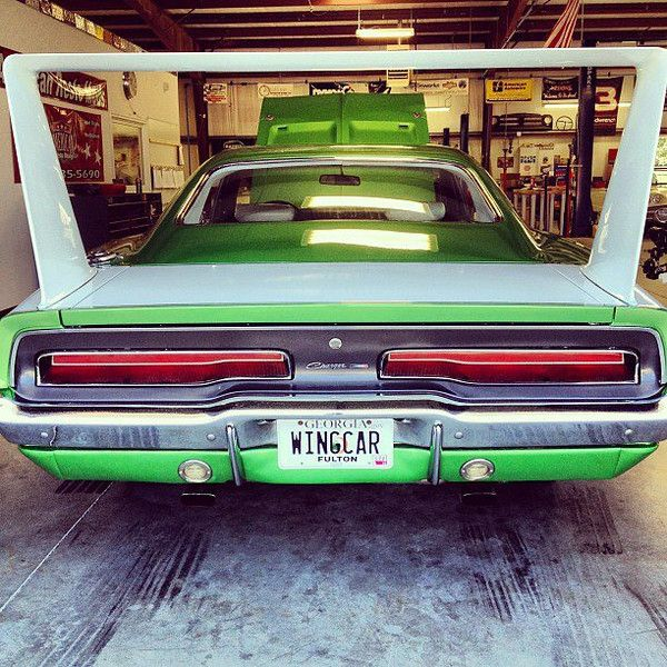 1969 Dodge Daytona | Classic Car Restoration