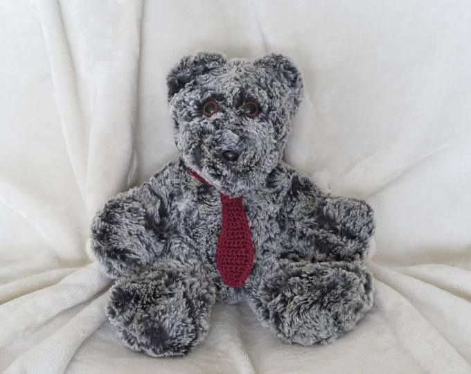 Teddy Bear Stuffed Animal Bear Boy Baby Gift Boy Baby Shower Gift