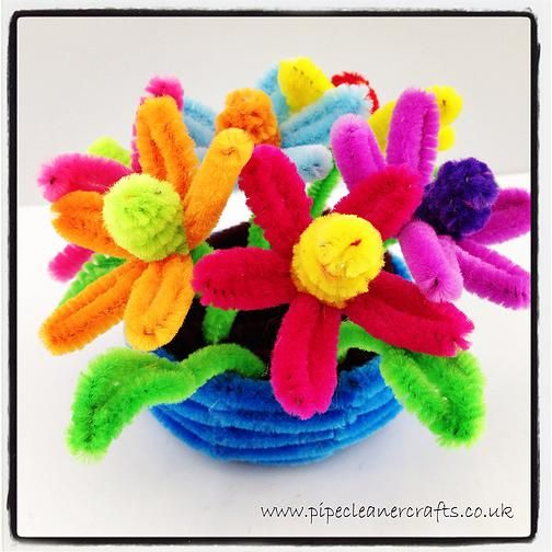 craft ideas for pipe cleaners best 20 pipe cleaner flowers ideas on flowers 6223
