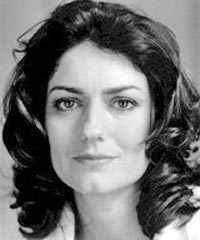 Anna Chancellor (April 27, 1965) British actress, o.a. known from the series of 'Pride and prejeduice' and the movie 'Four weddings and a funeral'.