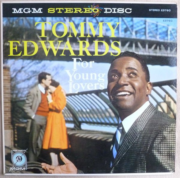 Tommy Edwards - For Young Lovers at Discogs