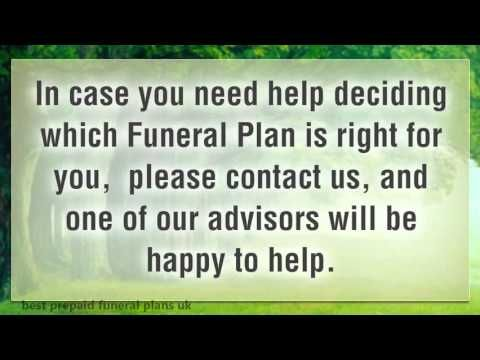 Looking for the best prepaid funeral plans uk? Click here http://ift.tt/1QPaYDO.  Our Plans let you define what best suits your needs.  All of our Prepaid Funeral Plans guarantee that when the time comes all the cremation funeral sessions included in the Plan will be covered; no matter how much funeral costs may increase in the future.  In case you need help deciding which Funeral Plan is right for you or have any other questions or concerns please click the link below and one of our…