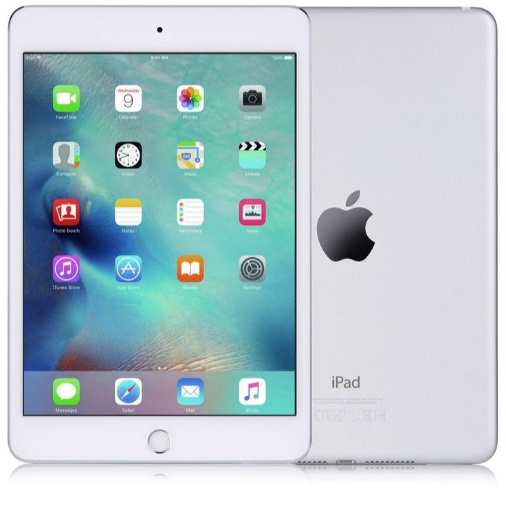 508704 Apple iPad Mini 4 with WiFi & 2 Year Tech Support