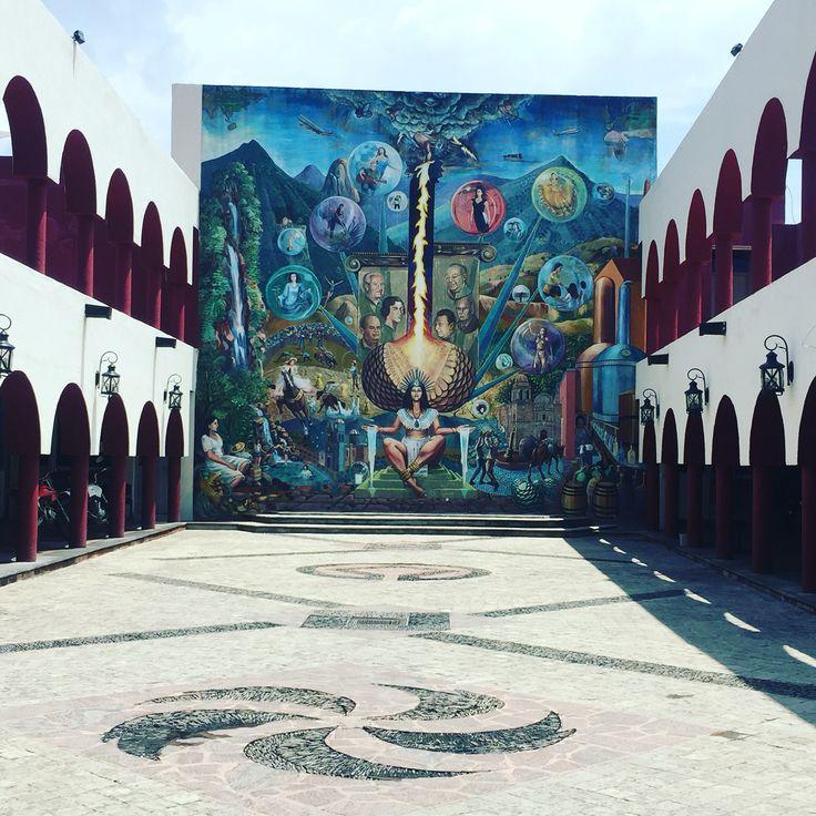 Presidencia Municipal  Tequila Jalisco Mex.