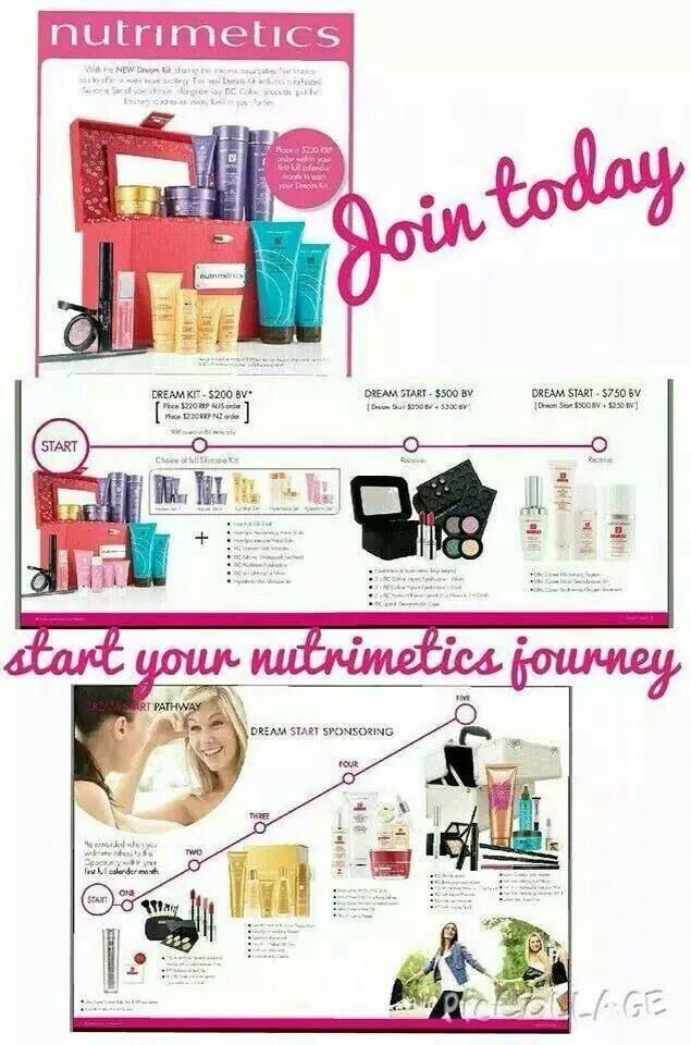 Are you looking for an out? Do you want a job that rewards you other than an income but also work your own hours? Do you want to make great friends along the way? Look no further. No catch just great fun! www.nutrimetics.com.au/bronessa_smith for how to! Its easy!