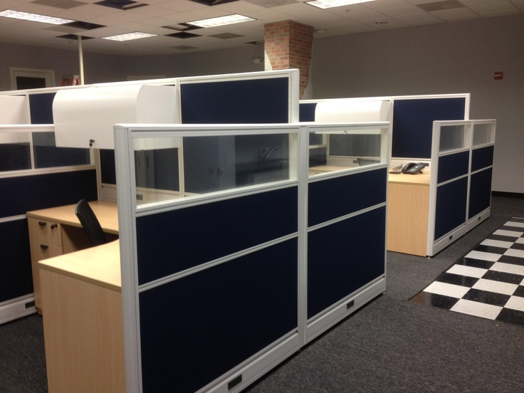 complete look of office cubicles requested for our boca raton florida project check full album on this board we did many things for this project and let us
