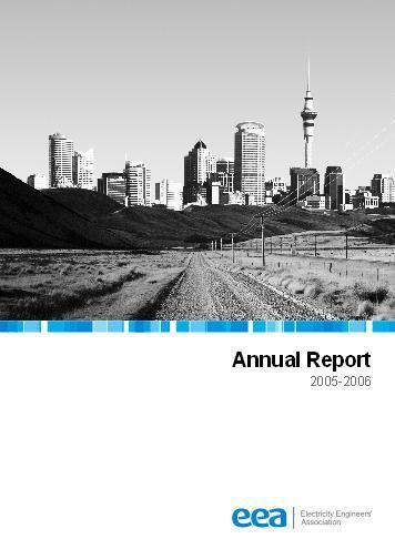 Annual Report : Electricity Engineers' Association
