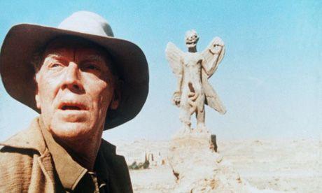 Pazuzu statue in The Exorcist