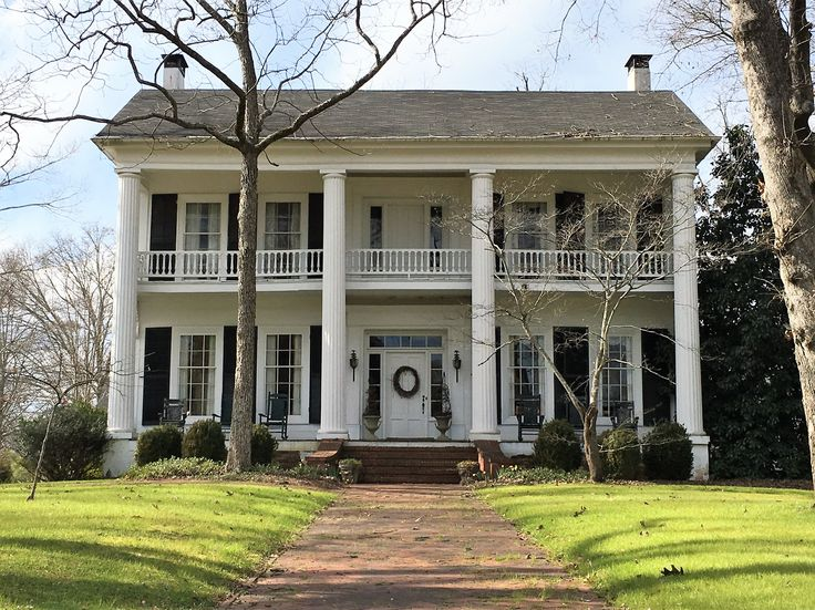 Homes With Columns 9 best newnan georgia old homes images on pinterest | georgia