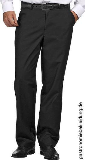 Berufsbekleidung Hosen, Kellner-Hose, Kellnerhosen, Kellnerhose