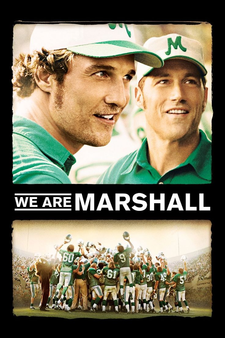 We Are Marshall (2006) in 2020 Football movies, Movies