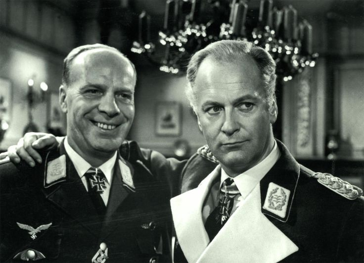 Des Teufels General Film (1955) · Trailer · Kritik · KINO.de