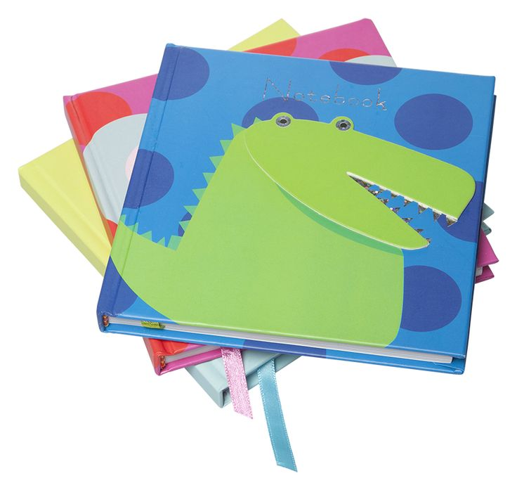 Fun character notebooks that will make you the coolest kid in school #daiso