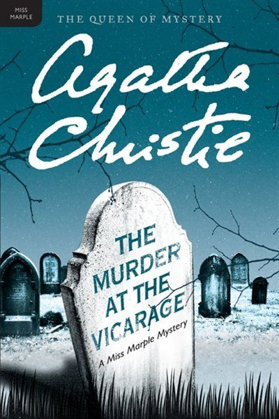 The Murder At The Vicarage: A Miss Marple Mystery...and many, many, many more (with or without Hercule Poirot too!!)