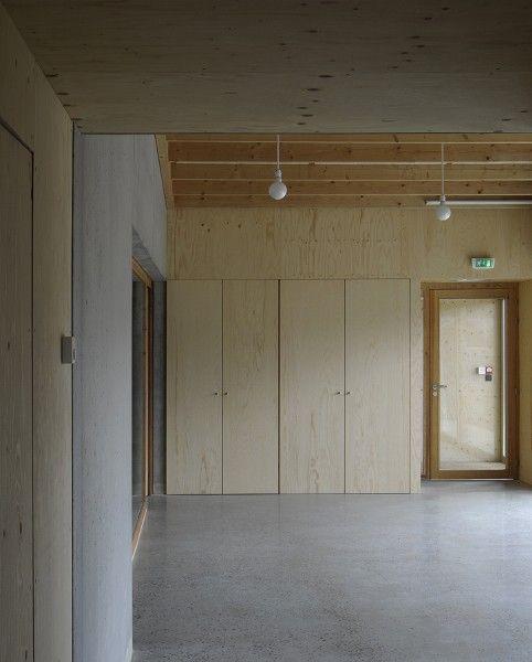 2012 - HANGAR DOMESTIQUE : BOIDOT & ROBIN ARCHITECTES | AJAP 2014
