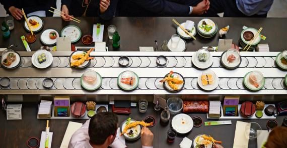 Sushi Train (The only train for 80km) For Sale in Ballarat VIC - BusinessForSale.com.au
