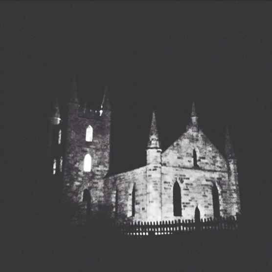 Go on a ghost tour of Port Arthur.