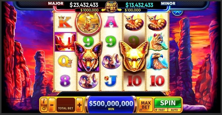 Coyote Gold Slots