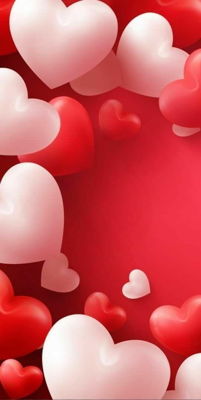 Hearts Heart Wallpaper Valentines Wallpaper New Wallpaper