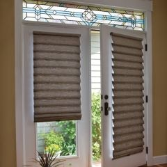 Window Treatment Ideas for Doors - 3 Blind Mice Window Coverings