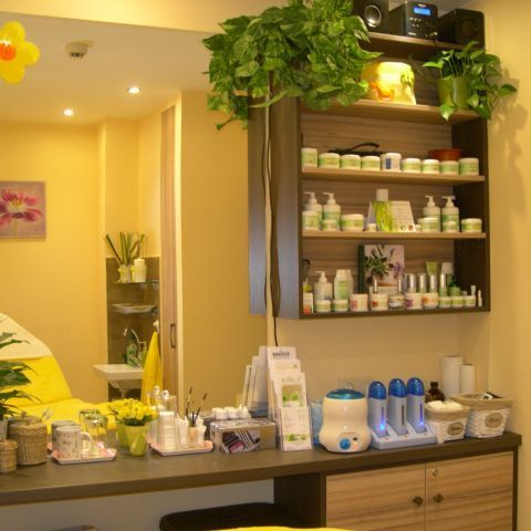Galéria: szalon - Kozmetika 5