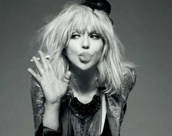 Courtney Love criticó a los ex-Nirvana