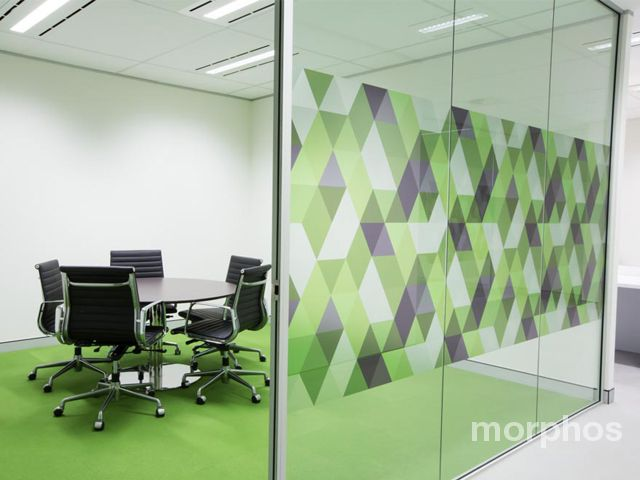 Dexus by Morphos | Office Fitout | Commerical Interior Design