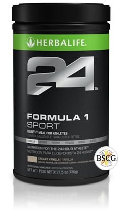 Formula 1 Sport: Quality performance starts with solid nutrition. Taken any time during the day, this healthy meal is specifically formulated for athlete's daily dietary needs. •Milk protein supports lean muscle mass •Carbohydrate blend provides immediate and sustained energy •L-Glutamine supports muscle growth and immune function •Antioxidant protection