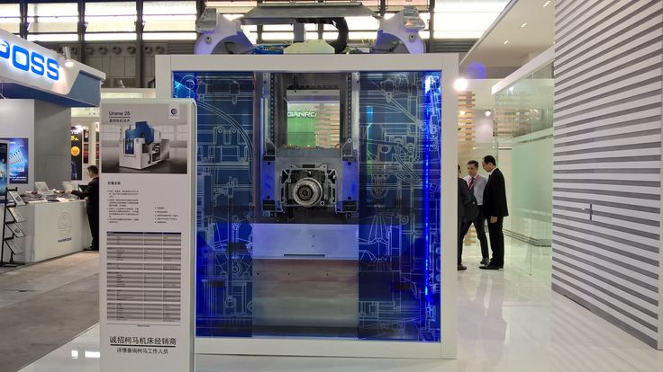 "The 9th #China CNC Machine Tool Fair 2016 was held April 11 - 15, 2016 with the theme ""New Change. New Future"". As one of the important members of the machine industry, #Comau showcased in its booth one of its best products, Urane 25, and announced the availability of the new SmartDrive800L in the APAC market. http://ow.ly/4mO3bv http://ow.ly/4n7pOF"