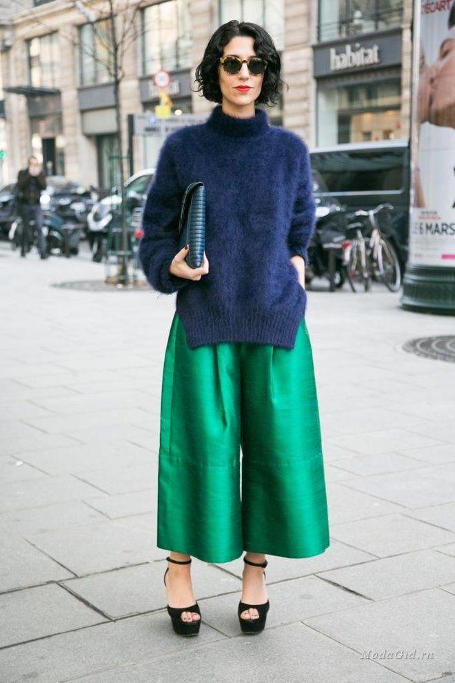 Мода и стиль: Трендовые сочетания цветов сезона осень-зима 2015