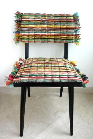 Recycled Knitted Silk (Roxanne Duchini)
