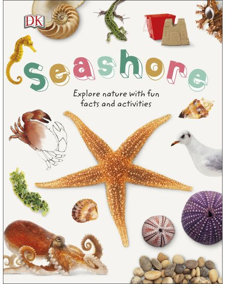 DK Discovery Day~ Seashore ~ GIVEAWAY!