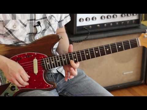 Going Down by Freddie King Guitar Solo Lesson - YouTube