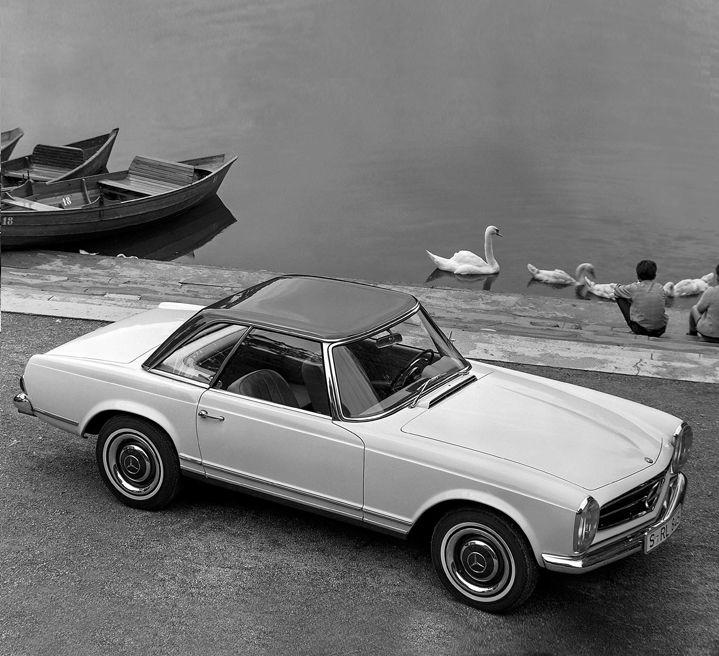 Mercedes Benz 250sl: SL: A Tradition Of Elegant Sportiness.