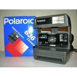 Polaroid 636 - Instantané