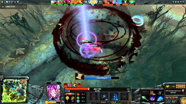 Dota2 Live Stream - Radiant Vs Dire