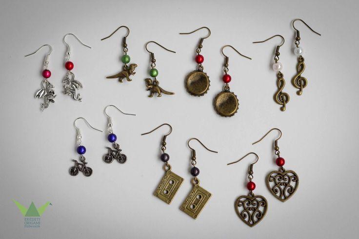 lots of new earrings