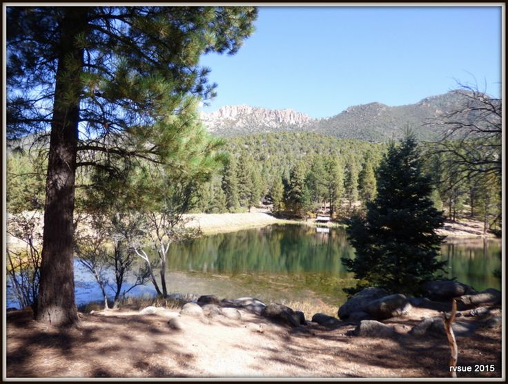 Pine Valley, Utah:  the mountains, the town, the recreation area
